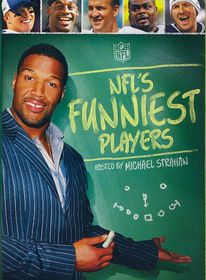 Nfl's Funniest Players - (Region 1 Import DVD)