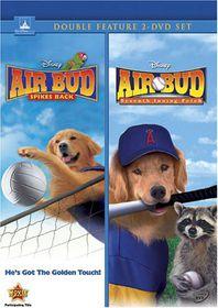 Air Bud:Spikes Back / Air Bud:Seventh Inning Fetch - (Region 1 Import DVD)