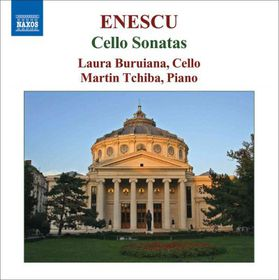 Enescu:Cello Sonatas - (Import CD)