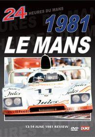 Le Mans 1981 Review - (Import DVD)