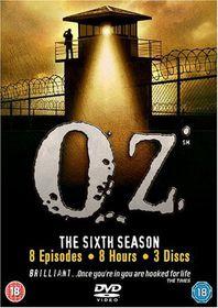 Oz Season 6 - (Import DVD)