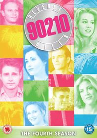 Beverly Hills 90210 - Season 4 - (Import DVD)