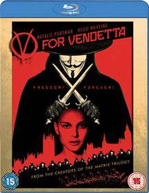 V for Vendetta - (Import Blu-ray Disc)