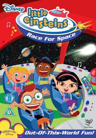 Little Einsteins-Race for Space - (Import DVD)