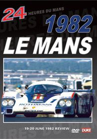 Le Mans 1982 Review - (Import DVD)