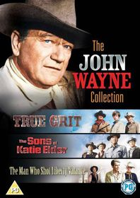 John Wayne Triple Set - (Import DVD)