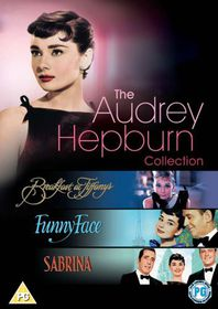 Audrey Hepburn Triple Set - (Import DVD)