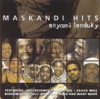 Maskandi Hits - Various Artists (CD)