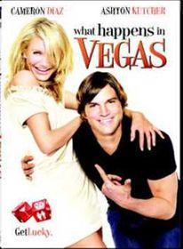 What Happens in Vegas (2008)(DVD)