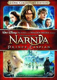The Chronicles of Narnia: Prince Caspian (2008)(DVD)