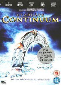 Stargate Continuum - (Import DVD)