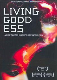 Living Goddess - (Region 1 Import DVD)