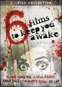 6 Films to Keep You Awake - (Region 1 Import DVD)