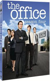 Office:Season Four - (Region 1 Import DVD)