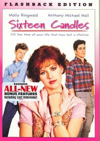 Sixteen Candles Flashback Edition - (Region 1 Import DVD)
