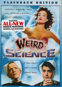 Weird Science Flashback Edition - (Region 1 Import DVD)