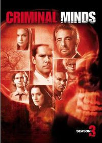Criminal Minds:Third Season - (Region 1 Import DVD)