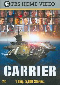 Carrier - (Region 1 Import DVD)