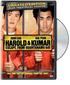 Harold and Kumar Escape from Guantana - (Region 1 Import DVD)