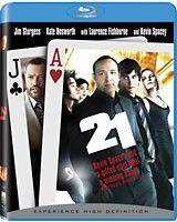 21 - (Region A Import Blu-ray Disc)