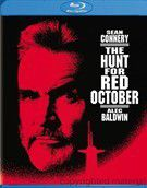 Hunt for Red October, The - (Region A Import Blu-ray Disc)