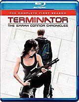 Terminator:Sarah Connor Chronicles First Season - (Region 1 Import Blu-ray Disc)
