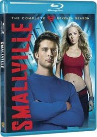 Smallville:Complete Seventh Season - (Region 1 Import Blu-ray Disc)
