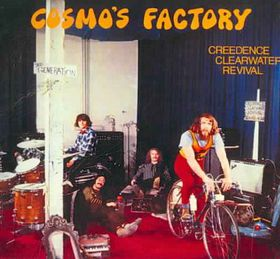 Creedence Clearwater Revival - Cosmo's Factory (40th Anniversary Edition) (CD)