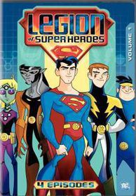 Legion Of Superheroes Vol. 1 (DVD)
