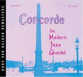 Modern Jazz Quartet - Concorde - Remastered (CD)