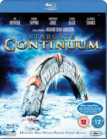 Stargate Continuum - (parallel import)