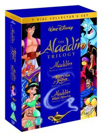 Aladdin Trilogy (Parallel Import - DVD)