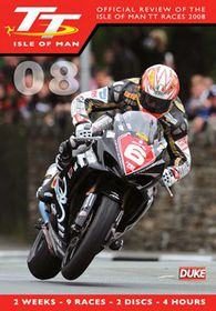 TT 2008 Review - (Import DVD)