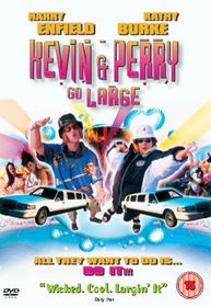 Kevin and Perry Go Large - (Import DVD)