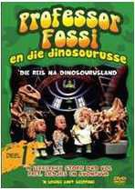Professor Fossi end die Dinosourusse - Deel 1 - (DVD)