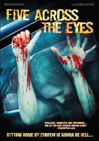 Five Across the Eyes - (Region 1 Import DVD)