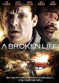 Broken Life - (Region 1 Import DVD)