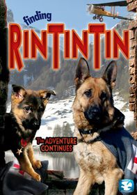 Finding Rin Tin Tin - (Region 1 Import DVD)