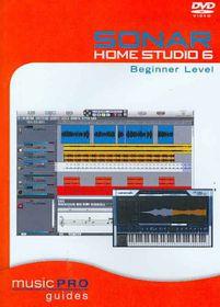 Sonar Home Studio 6:Beginner Level - (Region 1 Import DVD)