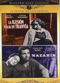 La Ilusion Viaja En Tranvia/Nazarin - (Region 1 Import DVD)