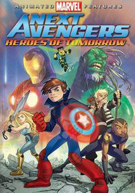 Next Avengers:Heroes of Tomorrow - (Region 1 Import DVD)