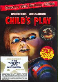 Child's Play Anniversary Edition - (Region 1 Import DVD)