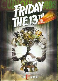 Friday the 13th the Series:First Seas - (Region 1 Import DVD)