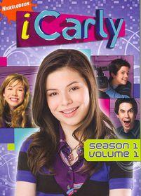 Icarly Season 1 Vol 1 - (Region 1 Import DVD)