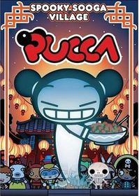 Pucca:Spooky Sooga Village - (Region 1 Import DVD)