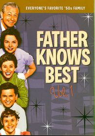 Father Knows Best Vol 1 - (Region 1 Import DVD)