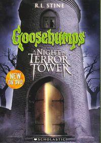 Goosebumps:Night in Terror Tower - (Region 1 Import DVD)