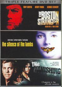 Don't Talk to Strangers Triple Featur - (Region 1 Import DVD)