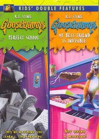 Goosebumps:Perfect School/My Best Fri - (Region 1 Import DVD)