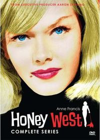 Honey West Complete Series - (Region 1 Import DVD)